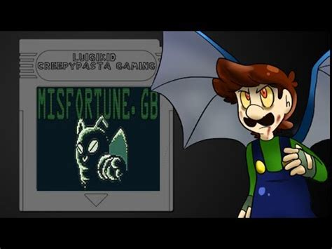 misfortune gb creepypasta misfortune gb creepypasta game my new hair youtube