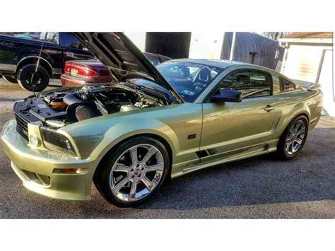 classic ford mustang saleen for sale on classiccars