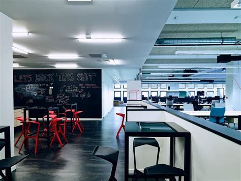 design lab berlin zalando offices tech hub food court and innovation lab