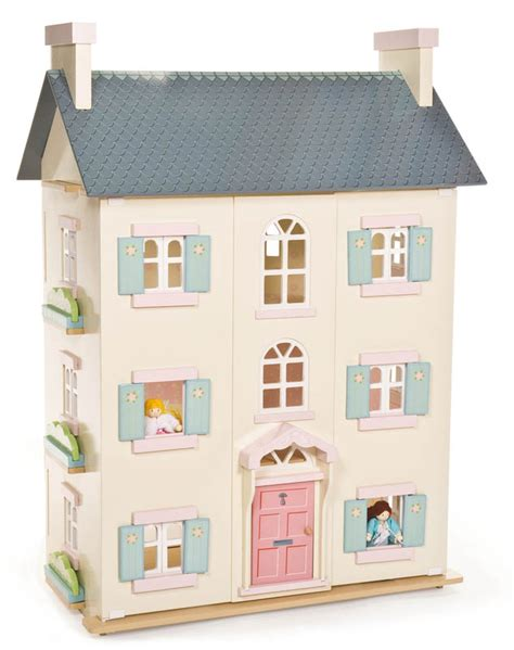le toy van cherry tree hall doll house le toy van cherry tree hall doll house
