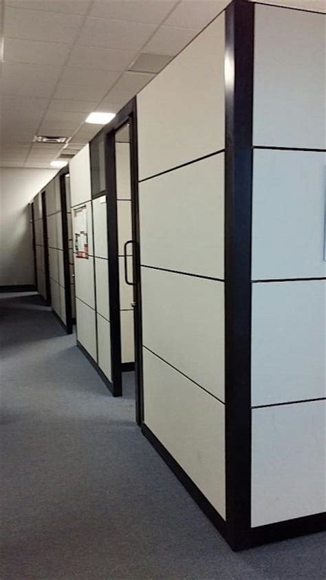 Cubicle With Door by Used Office Cubicles Steelcase Montage Cubicle Offices W