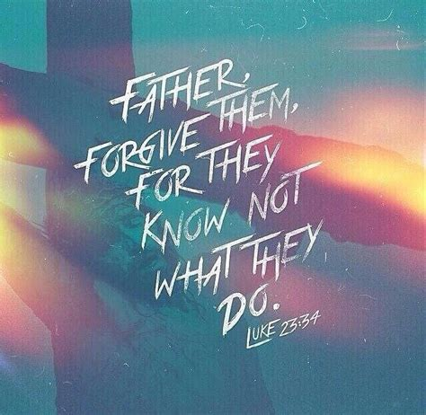 father forgive  luke