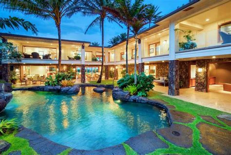 houses for sale in hawaii among the most beautiful houses in hawaii for sale free house plan and free