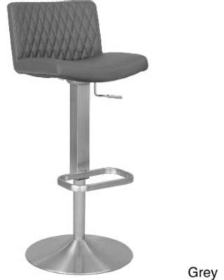 brushed silver steel eiffel restaurant bar stool with here s a great price on mix diamond patterned back brushed