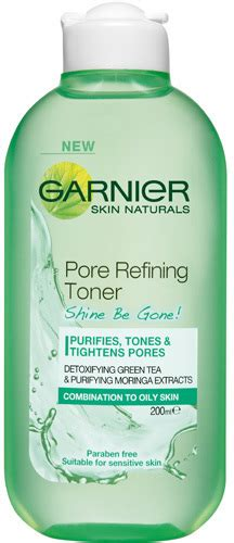 Toner Garnier Light garnier moisture match shine be toner reviews