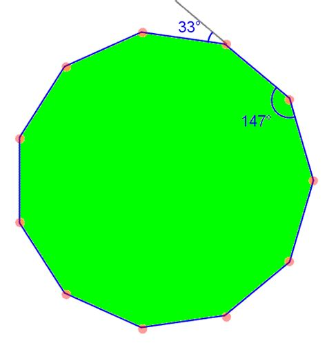 How Many Interior Angles Does A Decagon by Image Gallery Decagon Sides