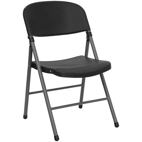 Black Plastic Folding Chairs by Black Folding Chairs Premium Event Services