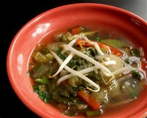 vegetables 0 points weight watchers weight watchers asian zero points soup recipe a veggie