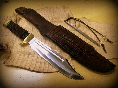 crocodile dundee knife by hellfireforge on deviantart