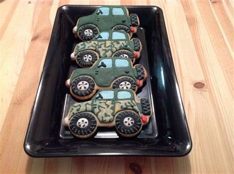 jeep cookies army jeep cookies cookie connection