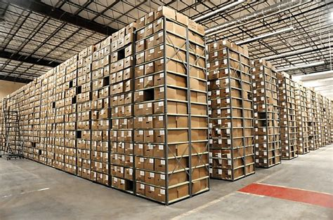 Records Center The Disadvantages Of A Record Storage Facility