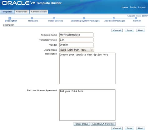 Oracle Vm Templates announcing oracle vm template builder oracle s