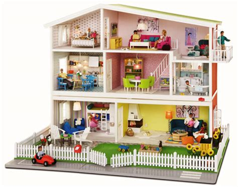 doll house toy open home lundby sm 229 land doll s house a renovation to