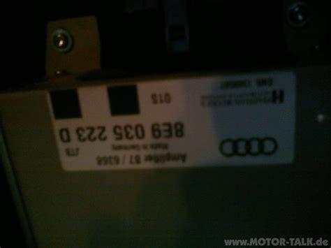 Audi Aufkleber Kofferraum by Aufkleber Verst 228 Rker Kofferraum Aktivsystem Adapter