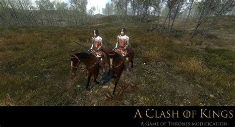 mod game of thrones mount and blade warband starks against lannisters 2 image a clash of kings game