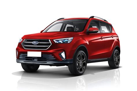 Ford Escape 2020 by 2020 Ford Ecosport Would An Escape Inspired Redesign Help