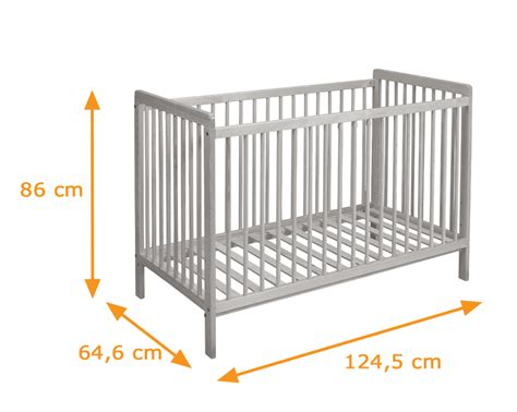 Toddler Bed Measurements by Cheap Cot Bed Wooden Cot Or White Funique
