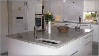 charming Kitchen Colors With White Cabinets #1: kashmir-white-granite-countertops.jpg