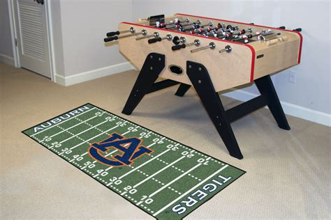 Football Field Runner Rug Auburn Tigers Quot Au Quot Football Field Runner Rug
