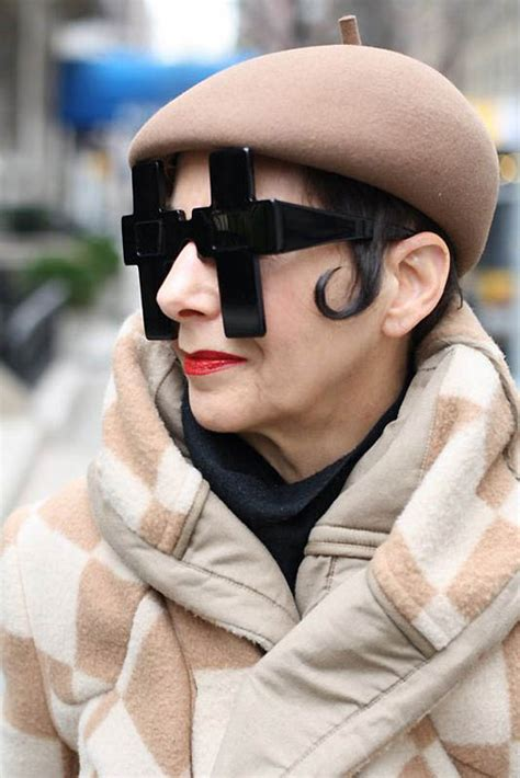 old and stylish old women and men street style 2018