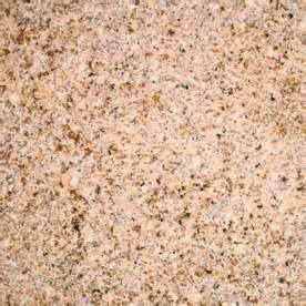 shop bedrosians 12 in x 12 in gold granite floor tile at lowes com