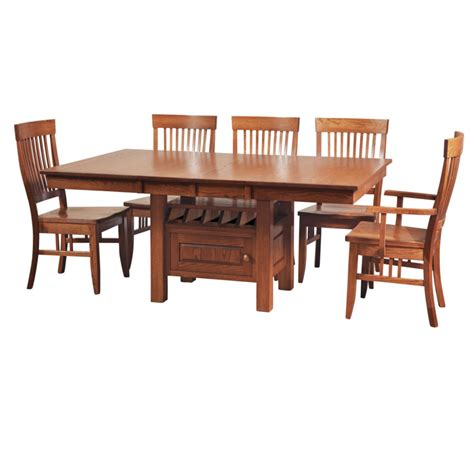 Canadian Made Dining Room Furniture Cafe Table Home Envy Furnishings Solid Wood Furniture Store