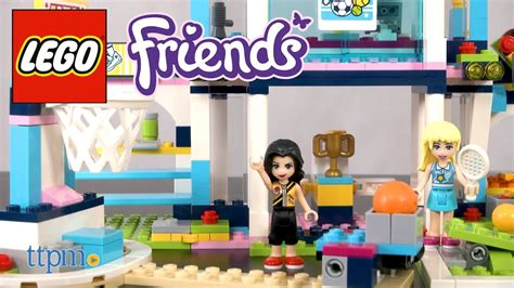 Lego Friends Arina lego friends s sports arena from lego