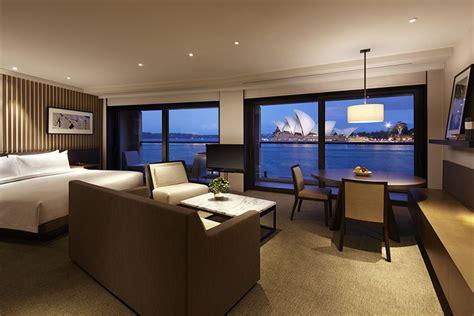 Modern Wet Bar Park Hotel Hyatt Sydney With Astonishing View To The Opera
