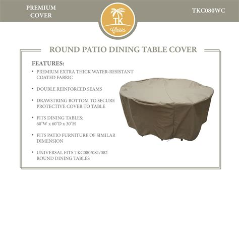 60 inch outdoor table cover 60 inch dining table cover outdoor table cover