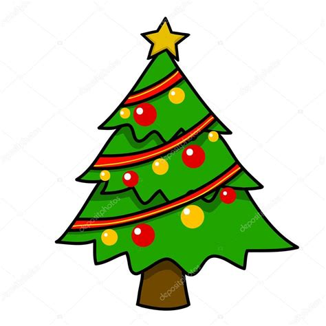 arboles de navidad dibujos dibujos arboles de navidad 225 rbol de navidad dibujos animados vector de stock 169 kanate 13427973