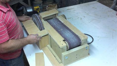 Homemade Belt Sander 5 The Finished Sander 123vid