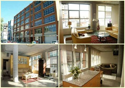 Industrial Style Loft Real Estate In Toronto Homes For Sale Lofts And Condos