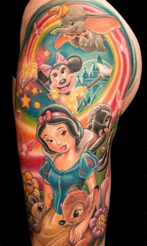 disney tattoo tattoo designs