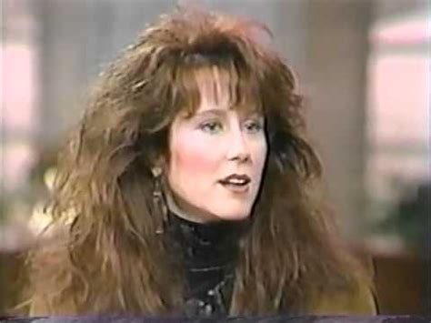 mary mcdonald actress mary mcdonnell on regis and kathy lee wmv youtube