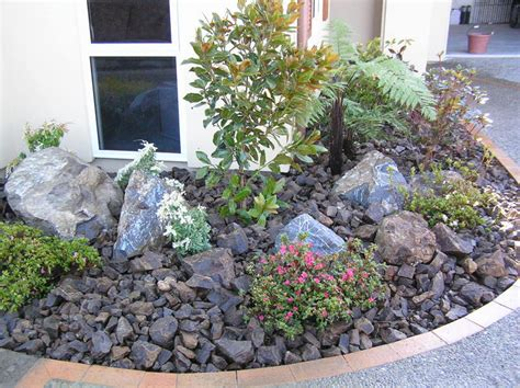 Landscape Design Ideas With Rocks Rock Bed Landscaping Ideas 187 Design And Ideas