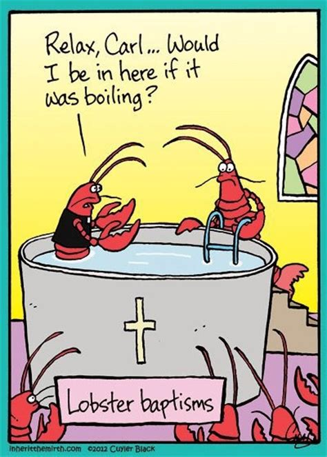 church humor one liners