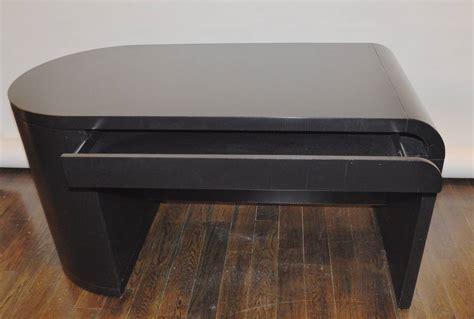 ralph desk l ebonized desk by ralph at 1stdibs