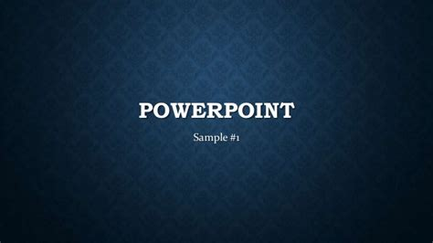 how to make a in powerpoint how to make a good looking powerpoint presentation