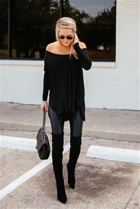 30 ways to wear the knee boots the shoulder boots
