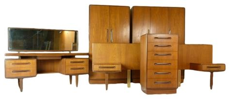 g plan bedroom furniture mid century danish teak queen bedroom suite by g plan