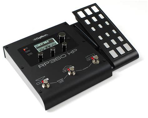 Digitec Dualtime Original rp360 xp digitech guitar effects