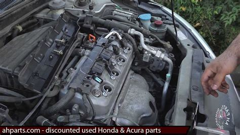 spark plugs ignition coils   replace install fix change      honda civic