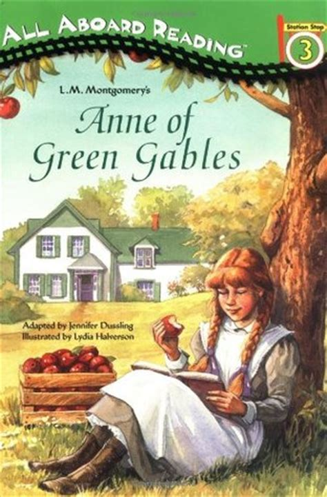 l m montgomery s of green gables by