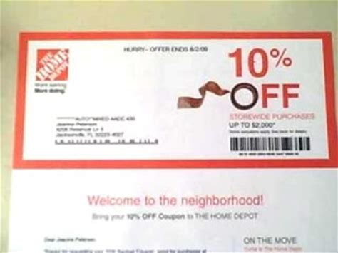 homedepot codes 10 invitations ideas