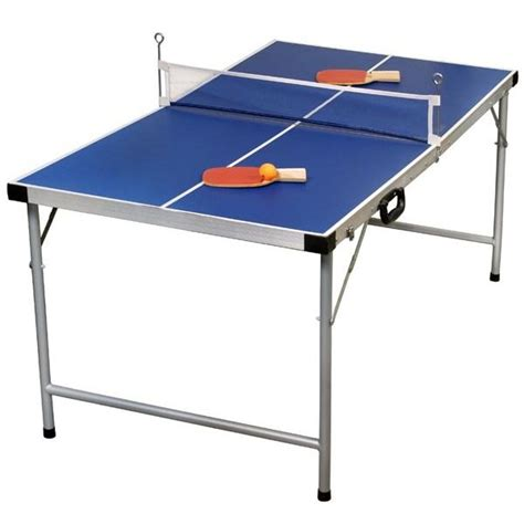 small ping pong table mini table de ping pong prix pas cher cdiscount