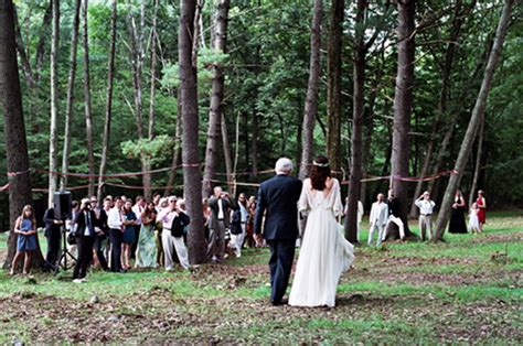 outdoor wedding upstate new york bohemian farm wedding in upstate ny once wed