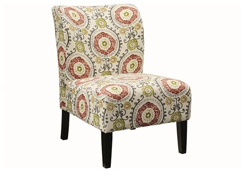 floral accent chairs living room home furniture and accessories honnally floral accent chair
