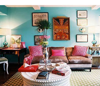 teal and pink living room teal with pink and brown live with it