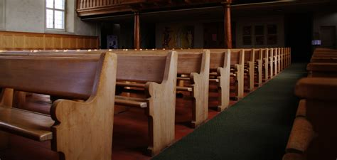 Upholstery Church Pews by Pew Refinishing Pew Styles For Your Church Durable