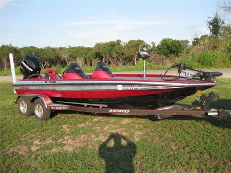 stratos bass boats for sale in texas stratos new and used boats for sale in texas